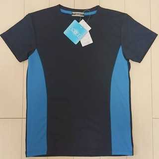 シマムラ(しまむら)の新品未使用♪吸水速乾Tシャツ150(Tシャツ/カットソー)