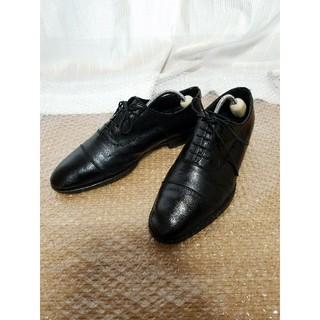 リーガル(REGAL)のREGAL リーガル ストレートチップ 黒 25cm(ドレス/ビジネス)