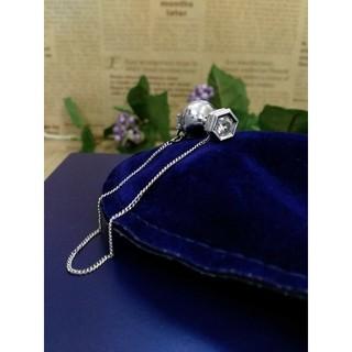 メンズ タイタック ダイヤモンド 0.337キャラット Pt刻印 美品(ネクタイピン)