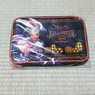ディズニー(Disney)の2009年ディズニーシー ハロウィン スーベニア ランチケース(弁当用品)