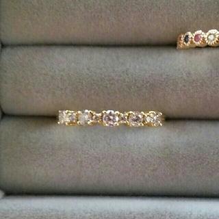 coco様専用ページ ダイヤモンド 18金 リング(リング(指輪))