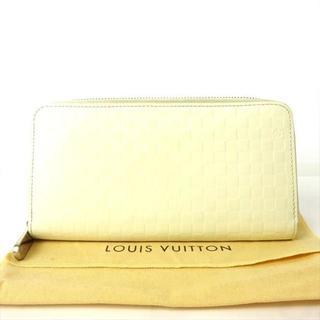 ルイヴィトン(LOUIS VUITTON)のルイヴィトン 長財布 財布 サイフ ダミエ ダミエファセット M94400 (財布)
