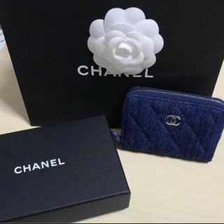 シャネル(CHANEL)のCHANEL カードケース(名刺入れ/定期入れ)
