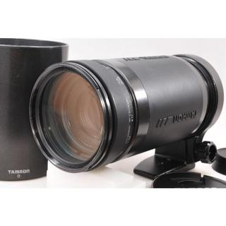 ニコン(Nikon)の【極上品】TAMRON AF 200-400mm F5.6 Nikon用(レンズ(ズーム))