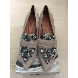 ジェフリーキャンベル(JEFFREY CAMPBELL)のjeffreycampbell ジェフリーキャンベル 靴 新品(ハイヒール/パンプス)
