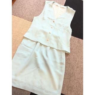 クレージュ(Courreges)のスカートスーツ  クレージュ (スーツ)