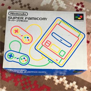 スーパーファミコン(スーパーファミコン)のスーパーファミコン(家庭用ゲーム本体)