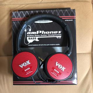 ヴォックス(VOX)のVOX amPhones BASS 新品同様(ベースアンプ)