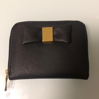 しまむら - 【新品未使用】しまむら♡コインケース 財布 ブラック