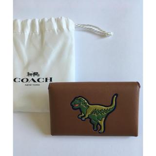 コーチ(COACH)の【未使用品】COACH 小物入れ コインケース カードケース(コインケース)