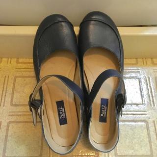 ジュンコシマダ(JUNKO SHIMADA)のジュンコシマダ ストラップ 23.5(ローファー/革靴)