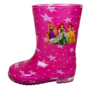 ディズニー(Disney)のラスト1点!プリンセス♡長靴16cm(長靴/レインシューズ)