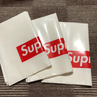 シュプリーム(Supreme)のsupreme ショッパー 中(ショップ袋)