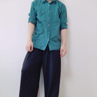 バレンシアガ(Balenciaga)の古着 BALENCIAGAシャツ サイズM(シャツ)