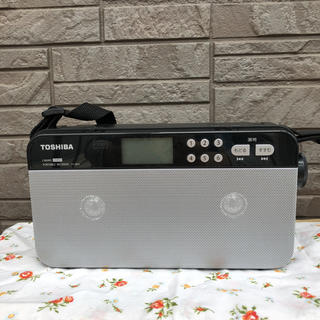 トウシバ(東芝)のAM/FM ステレオラジオ(ラジオ)