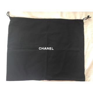 シャネル(CHANEL)のシャネル 保存袋 黒(ショップ袋)