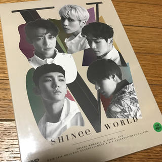 シャイニー(SHINee)の新品未開封 SHINee World V DVD ソウルコン(ミュージック)