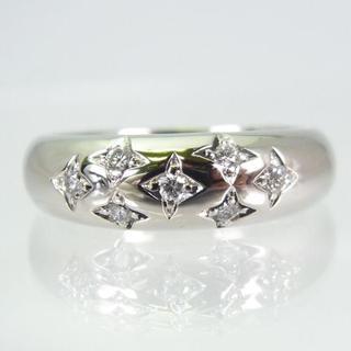 ショーメ(CHAUMET)のCHAUMET/ショーメ Pt950 ダイヤモンド リング 11.5号 [f18(リング(指輪))