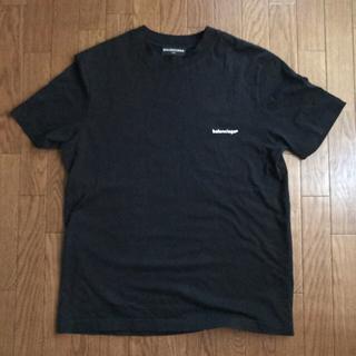 バレンシアガ(Balenciaga)のbalenciaga  Tシャツ 正規品 バレンシアガ(Tシャツ/カットソー(半袖/袖なし))