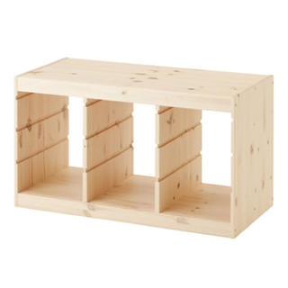 イケア(IKEA)のIKEA トロファスト フレーム(収納/チェスト)
