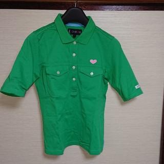 キャロウェイゴルフ(Callaway Golf)のキャロウェイゴルフ レディース ポロシャツ サイズS(ポロシャツ)