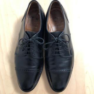 チャーチ(Church's)のヴィンテージ 旧 チャーチ ストレート シューズ 革靴(ドレス/ビジネス)