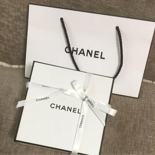 シャネル(CHANEL)のCHANEL 空箱 ショッパー(ショップ袋)