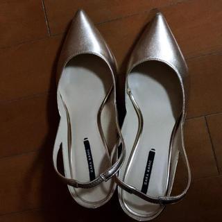 ザラ(ZARA)のzara靴(ハイヒール/パンプス)