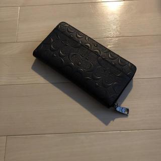 コーチ(COACH)のcoach 財布(長財布)