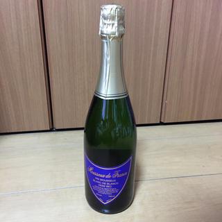 果実酒 ムスードゥフランス スパークリングワイン(シャンパン/スパークリングワイン)