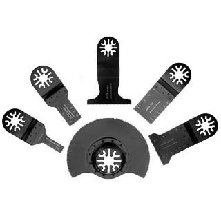 マルチツール 替刃ブレード 6点セット(工具)