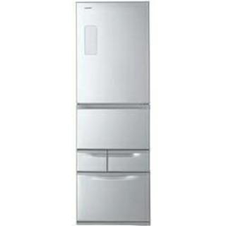 トウシバ(東芝)の東芝  5ドア冷蔵庫 (426L) シルバー GR-H43G-S 2015年製(冷蔵庫)
