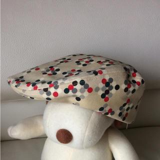 バーバリーブルーレーベル(BURBERRY BLUE LABEL)のバーバリー ハンチング(ハンチング/ベレー帽)