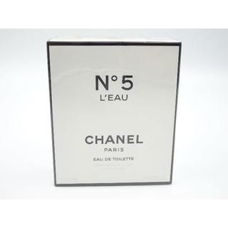 シャネル(CHANEL)のシャネル No.5 ロー ツィスト & スプレイ オードゥ トワレット 新品(香水(女性用))