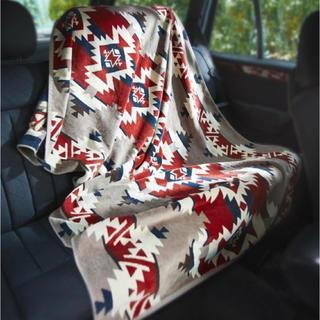 ペンドルトン(PENDLETON)の新品 ペンドルトン ブランケット 大判 バスタオル ひざ掛け ブランド キャンプ(毛布)