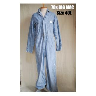 60s BIG MAC / JC Penny Vintage ツナギ(サロペット/オーバーオール)