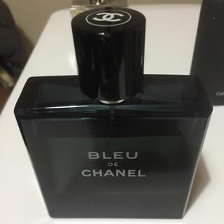 シャネル(CHANEL)のブルー ド シャネル CHANEL 香水 小分け(香水(男性用))