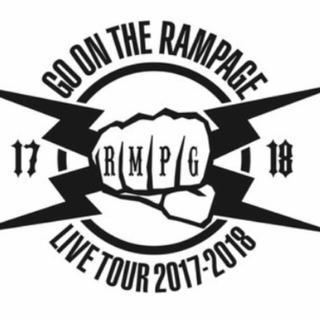 ザランページ(THE RAMPAGE)のRAMPAGE チケット(ミュージシャン)