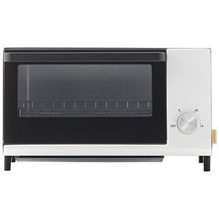 アマダナ オーブントースター (860W) ホワイト(その他)