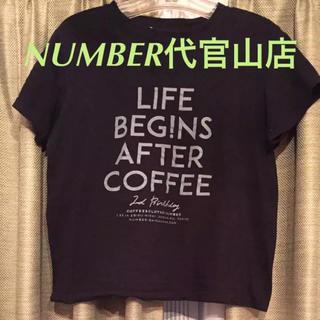 ノンブルアンベール(nombre impair)のTシャツ(Tシャツ(半袖/袖なし))