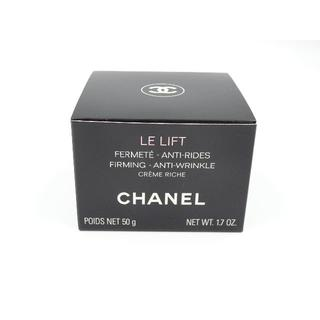 シャネル(CHANEL)のシャネル LEL クレームリッシュ 50g 新品(フェイスクリーム)