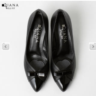 DIANA - 新品同様】DIANA パンプス 24