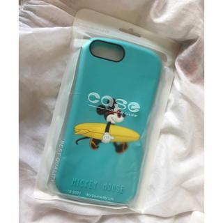 ディズニー(Disney)の新品❤︎ iPhone7/8plus Disney サーフィン ミッキー カバー(iPhoneケース)