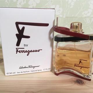 【フェラガモ】香水 エフバイフェラガモ オードパルファム 50ml