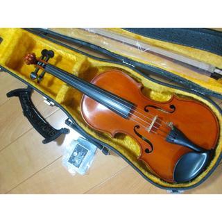 スズキ(スズキ)の【本格単板1/4】国産バイオリン SUZUKI No.360 新品弓セット(ヴァイオリン)