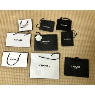シャネル(CHANEL)のシャネル ショップ 袋(ショップ袋)