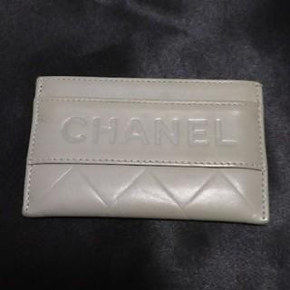 シャネル(CHANEL)の格安‼️ シャネル カードケース  名刺入れ(名刺入れ/定期入れ)