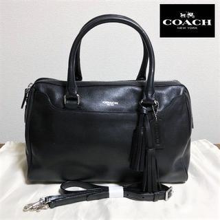 コーチ(COACH)の送料無料 美品 コーチ ショルダーバッグ ハンドバッグ 24622 M008(ハンドバッグ)