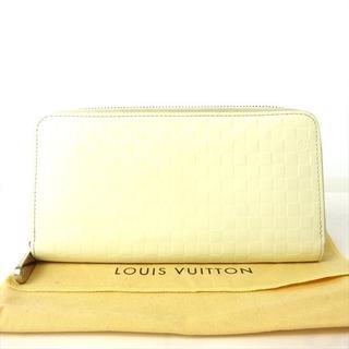 ルイヴィトン(LOUIS VUITTON)のルイヴィトン 長財布 財布 サイフ ダミエ ダミエファセット(財布)