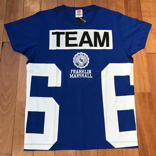 フランクリンアンドマーシャル(FRANKLIN&MARSHALL)のFRANKLIN MARSHALL フランクリンマーシャル Tシャツ 半袖(Tシャツ/カットソー(半袖/袖なし))